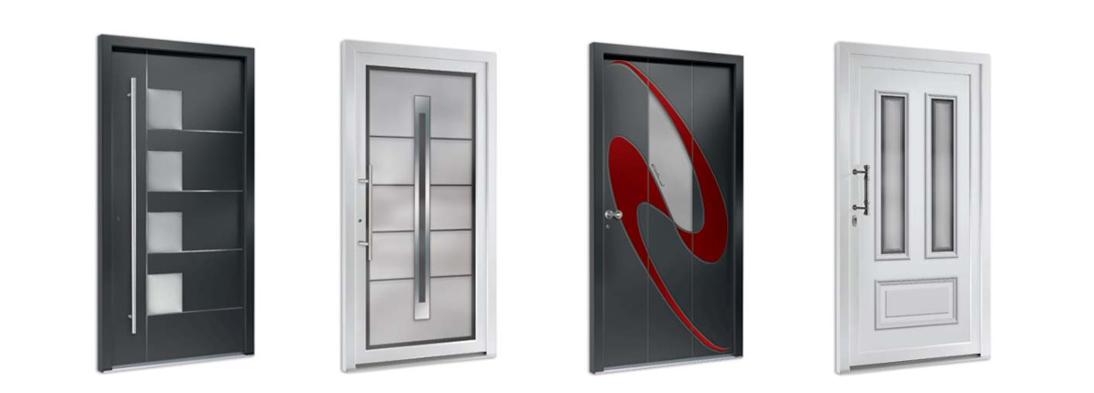 Klassische Haustüren holz und kunststoffbau meuselbach e g haustür mit füllungseinsatz